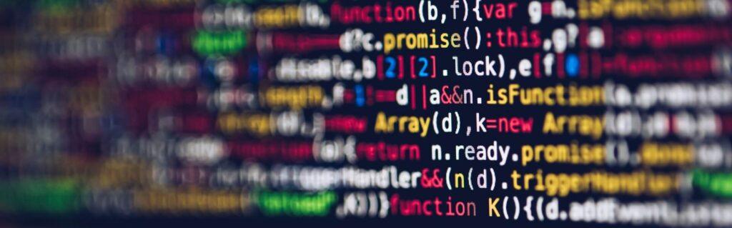 Petit lexique du langage web - code