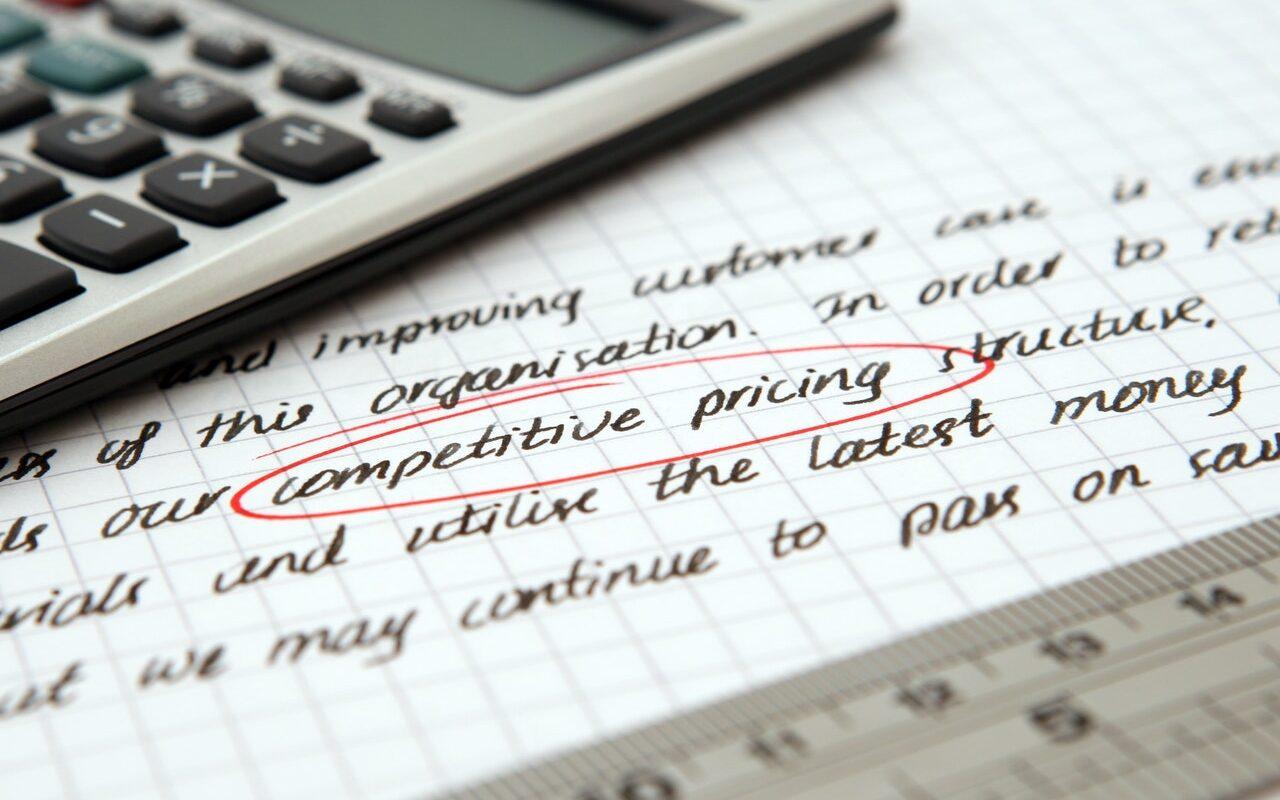 stratégie marketing du prix
