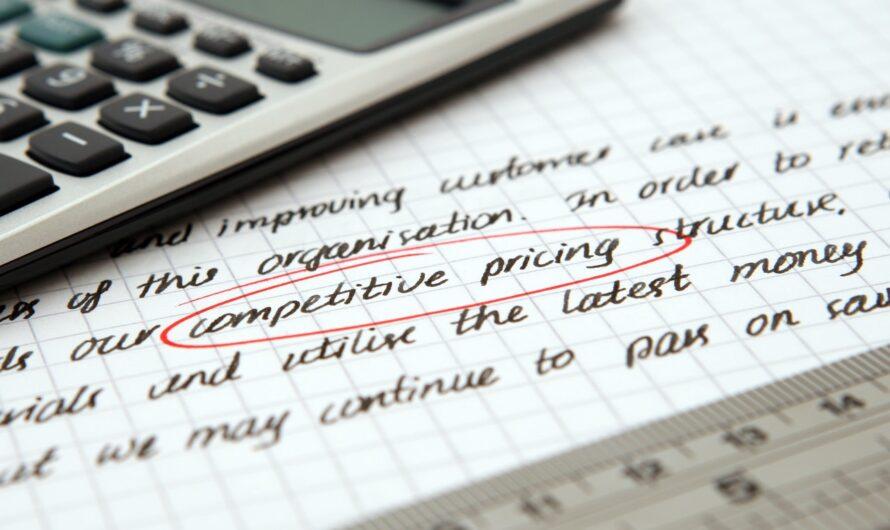 Stratégie de prix : comprendre les enjeux